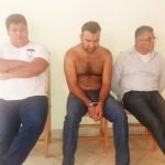 Three of the suspects linked to the Sinaloa Cartel