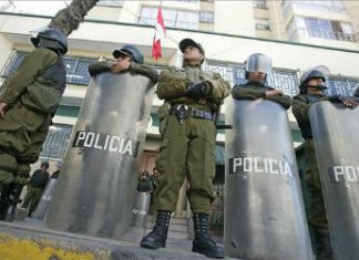 Venezuelan police have been accused of using excessive force during security operations