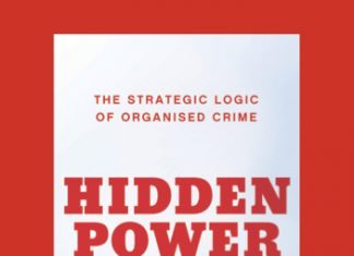 James Cockayne's Hidden Power: The Strategic Logic of Organized Crime