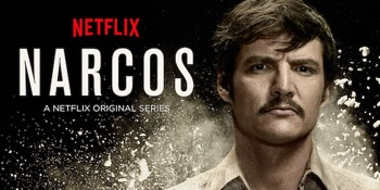 DEA Agent Javier Pena from Netflix series