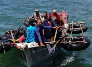 Cubans no longer receive special immigration status from US