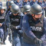 Mexico's municipal police