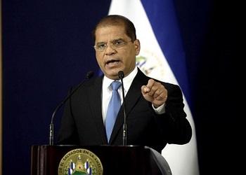 El Salvador Vice President Oscar Ortiz