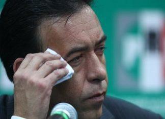 Former Coahuila Governor Humberto Moreira