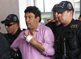 Kiko Gómez was arrested in 2013
