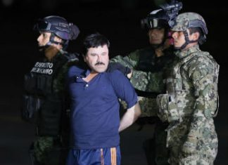 El Chapo has been extradited to the US