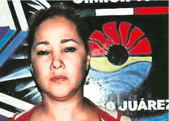 "Leticia Rodriguez, alias ""Doña Lety,"" presumed leader of an independent cartel"