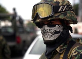 Mexico needs more than soldiers on the street to combat organized crime
