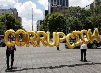 The Corruptionary is Mexico's glossary of graft