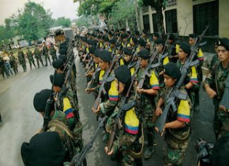 The FARC's demobilization will breed a new political party.