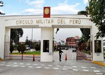 The Jésus María military hotel