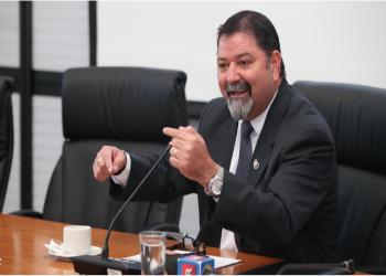 Costa Rica Security Minister Gustavo Mata