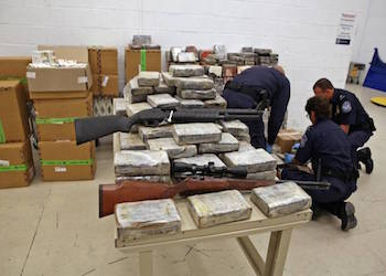 Venezuelan arms traffickers highlight Miami's role in the global arms trade.