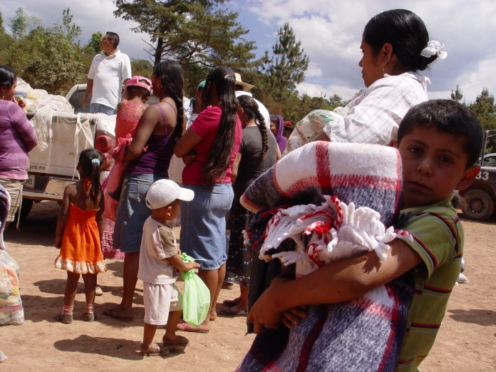 Forced displacement by crime groups has affected many Mexico communities
