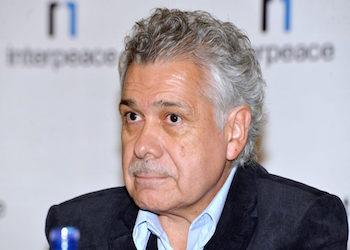 Former Guatemalan Chancellor Edgar Gutiérrez