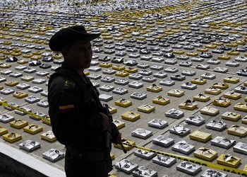 Colombian cocaine production has surged in recent years