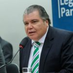 Brazil's Minister of the Environment, Sarney Filho