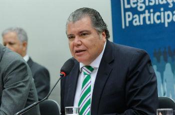 Brazil's Minister of the Environment, Sarney Filho