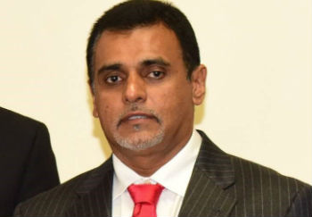 Trinidad and Tobago's Works and Transport Minister, Rohan Sinanan
