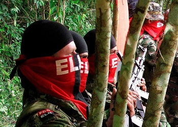 The ELN is appears to be expanding in Chocó