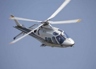 Panama hunts down helicopter owned by former president's son
