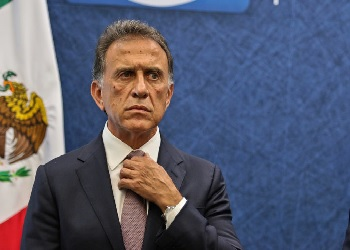 Veracruz Governor Miguel Ángel Yunes is tasked with rebuilding the state from the ground up.