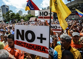 Venezuela's latest political crisis brought demonstrators to the streets