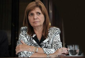 Argentina Security Minister Patricia Bullrich