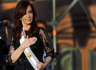 Former President Cristina Kirchner