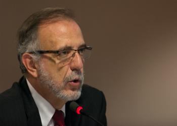 CICIG Commissioner Iván Velásquez