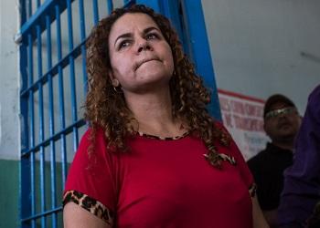 Venezuela's Minister Iris Varela