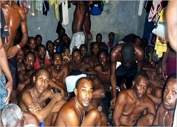 Haiti's prisons are the most overcrowded in the world