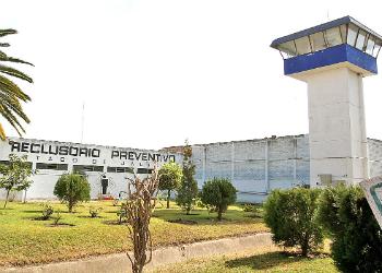 The maximum security penitentiary of Puente Grande, in Jalisco