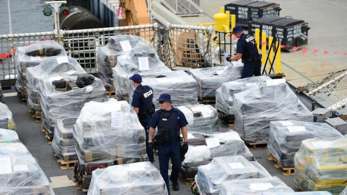 The US Coast Guard had record seizures in 2015 and 2016, but basic technology is helping traffickers elude them