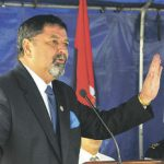 Costa Rica Security Minister Gustavo Mata Vega