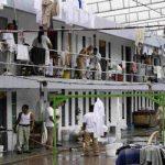 Interior of maximum-security prison Puente Grande