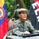 """ELN commander-in-chief Nicolás Rodríguez Bautista, alias """"Gabino."""""""