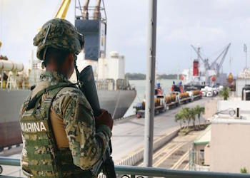 Mexico's Marines to head up port security