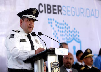 Mexico's cyber security campaign launch in 2017