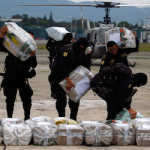 "The 2017 NSCR report names Central America as a ""main cocaine corridor"""