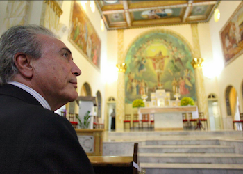 Brazil President Michel Temer