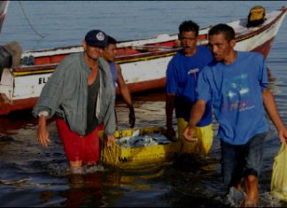 Ecuador fishermen are used to move drugs