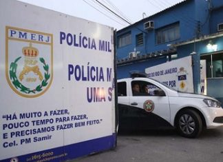 Brazl has revealed its largest case ever of military police corruption
