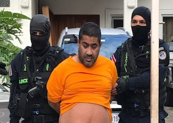 Former Atlantic Cartel leader Wilter Neptalí Blanco Ruíz