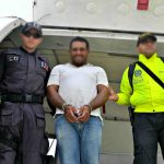 Colombian authorities arrest a BACRIM