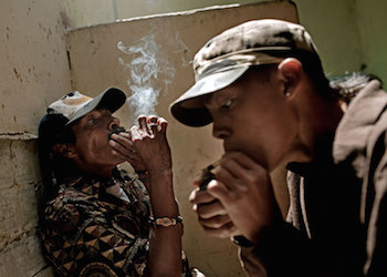 Drug consumption is heightening violence in Costa Rica