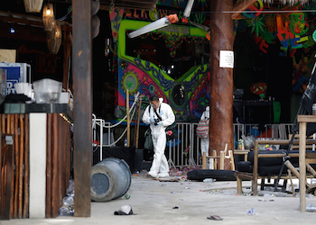 Mexico nightclub attacks killed 173 between 2015 and 2017