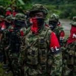 The ELN is conducting peace talks with the Colombian government