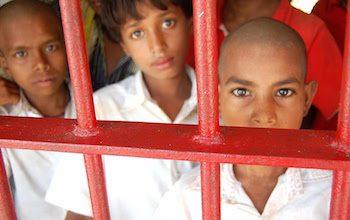 Kids behind bars in Brazil