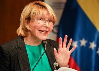 Venezuela ex-Attoreny General Luisa Ortega
